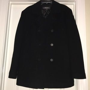 Kenneth Cole wool peacoat-L